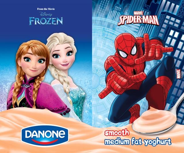 Danone Disney