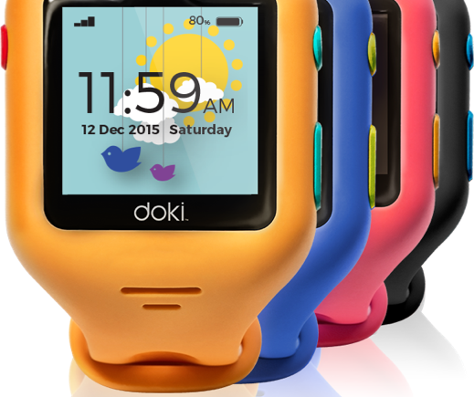 dokiWatch; doki smart watch;