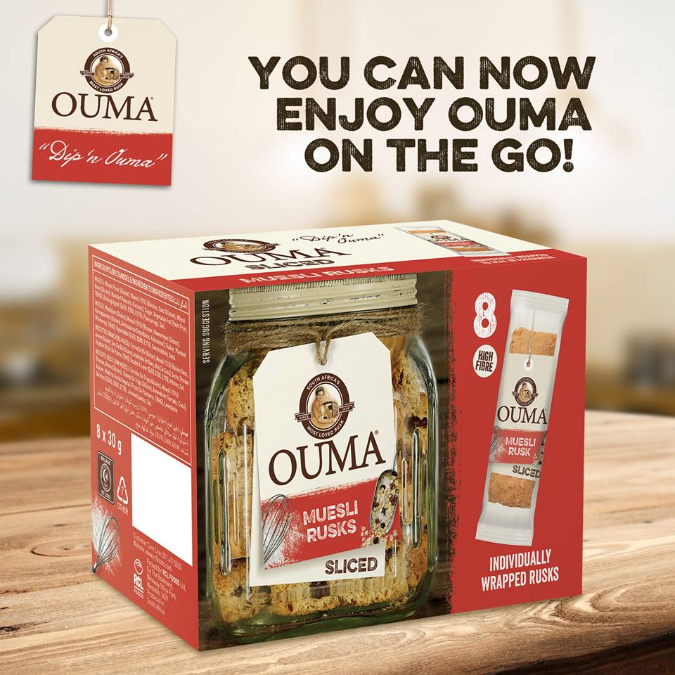 Ouma rusks; Ouma rusks giveaway; #dipnouma