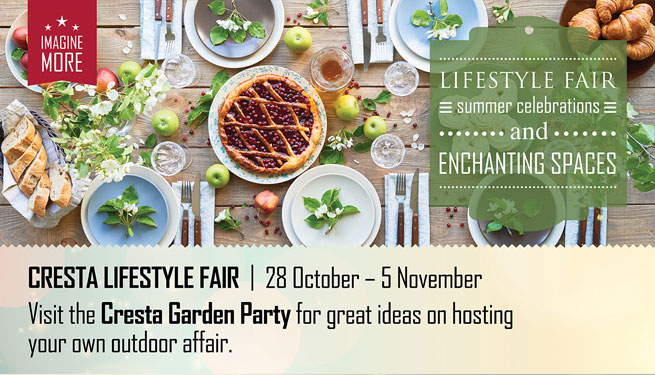 Cresta Lifestyle Fair