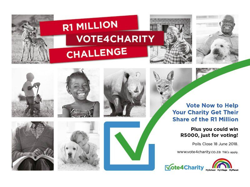 Vote4Charity