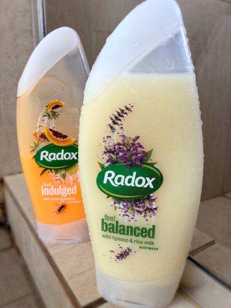 Radox Feel Shower Gel
