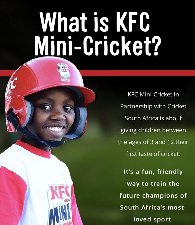 KFC Mini-Cricket