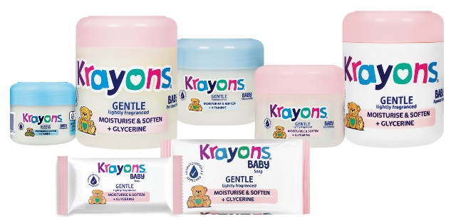 Krayons Baby