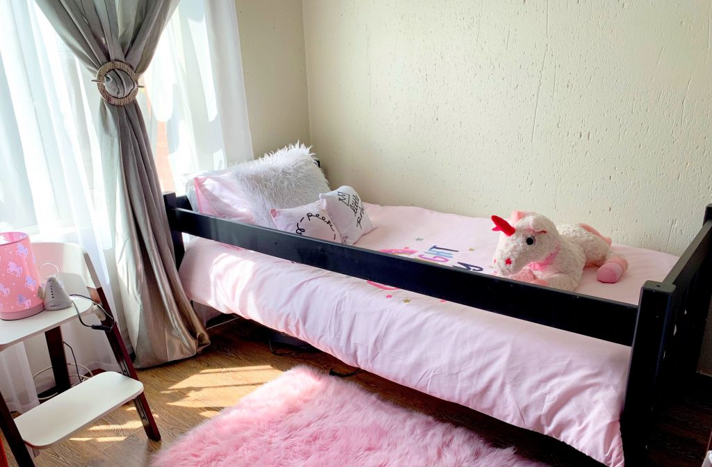 Moving your toddler into their own bedroom