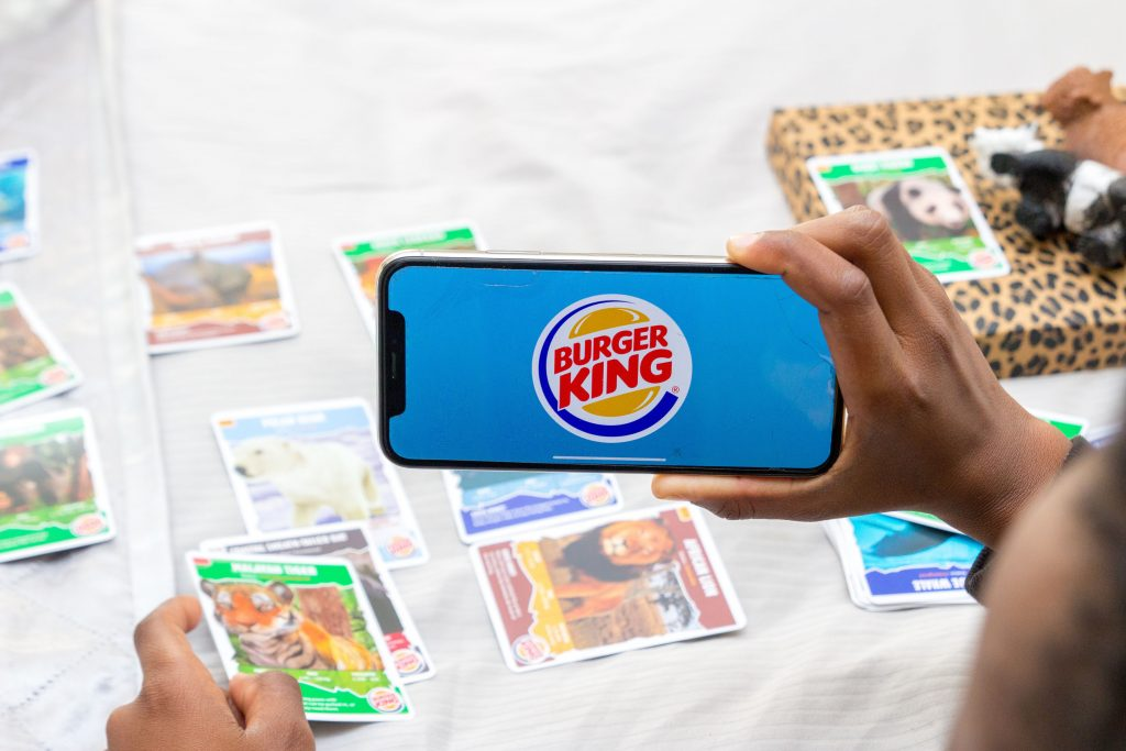 BK GONE WILD; Burger King; Burger King South Africa; #BKGoneWild;