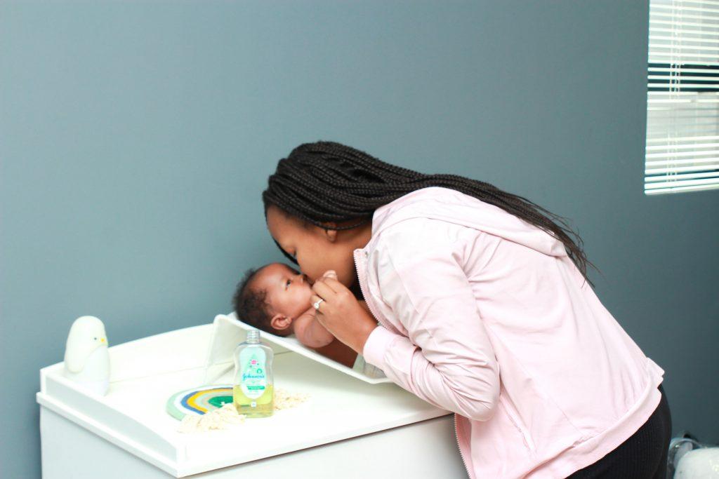 baby massage; #choosegentle